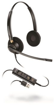 Plantronics EncorePro HW525 USB Hea