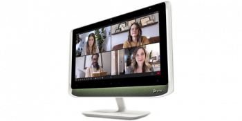 Poly Studio P21 USB All-In-One Monitor EU