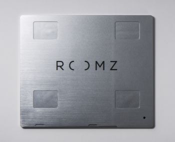 ROOMZ Display SILVER inkl subscription 1 Jahr ROOM