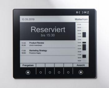 ROOMZ Display BLACK inkl subscription 1 Jahr ROOM