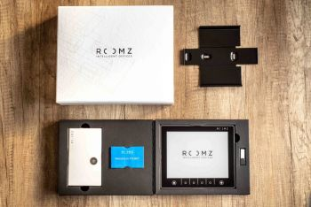 ROOMZ Experience Box BLACK inkl subscription 1 Jahr ROOM Basic