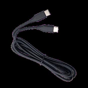 USB Kabel schwarz  1_2m