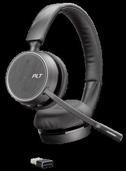 Plantronics Voyager 4220 UC Headset USB-A