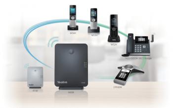 Yealink W60B DECT IP Basisstation