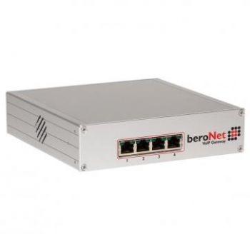 beroNet berofix 400 Baseb.PCIe 4-16 Ch