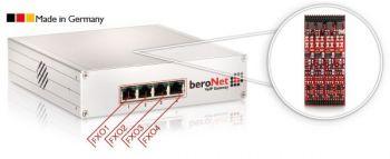beroNet berofix 4FXO Modul