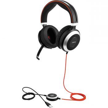 Jabra Evolve 80 MS Duo Headset