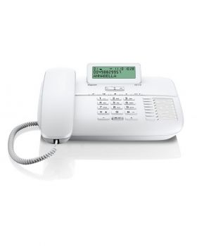 Gigaset DA710 weiß Tischtelefon