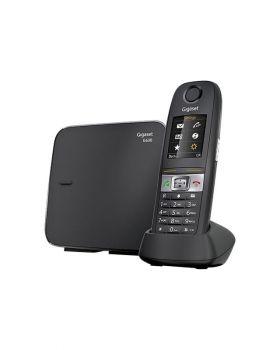 Gigaset E630 schwarz DECT Mobilteil inkl. Basis