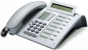 Unify optiPoint 420 st. arctic Tischtelefon refurb
