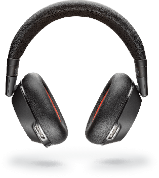 Plantronics Voyager 8200 UC Headset schwarz